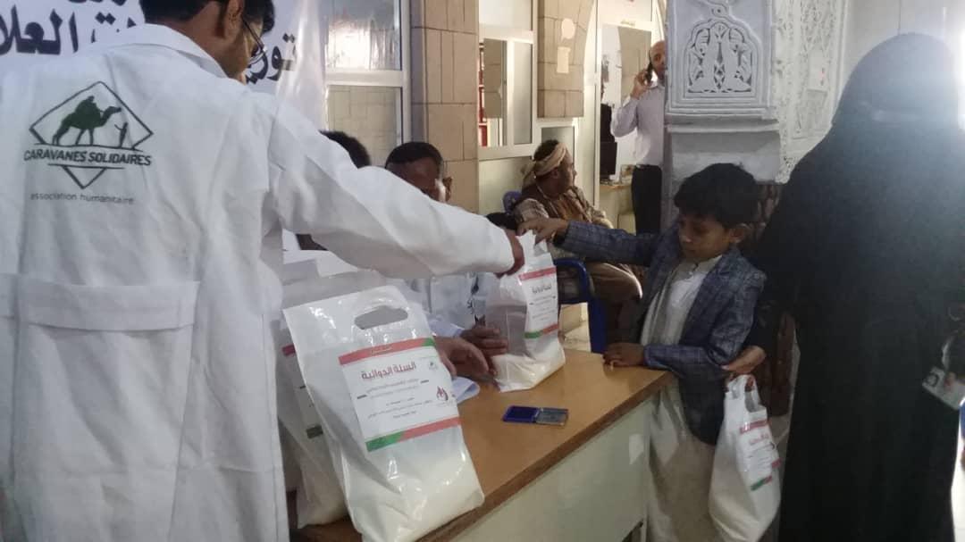 Des médecins au Yémen - Caravanes solidaires