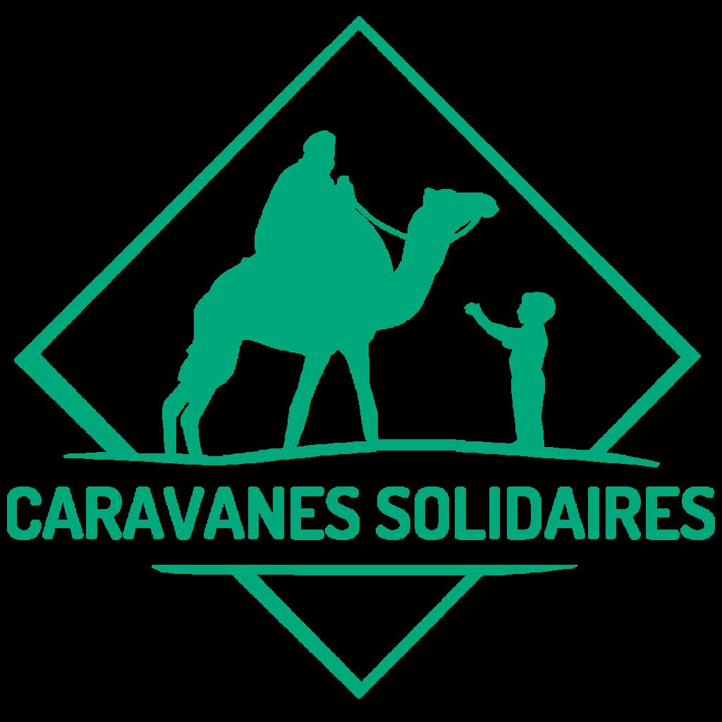 Logo Caravanes Solidaires