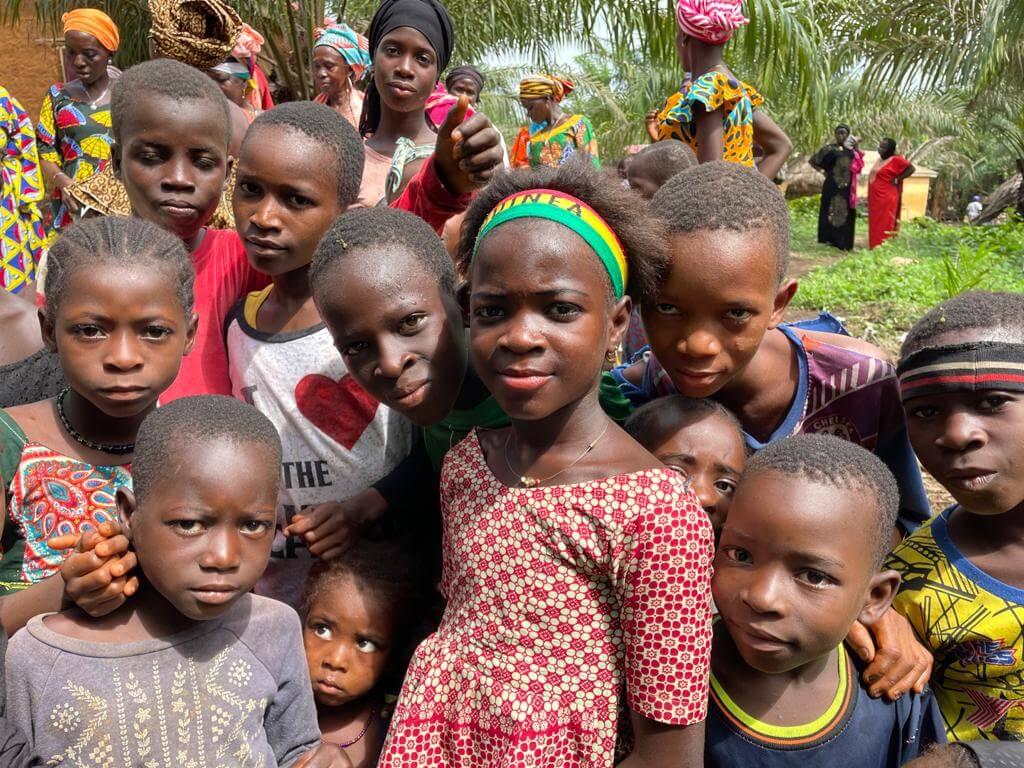 Guinée ong caravanes solidaires